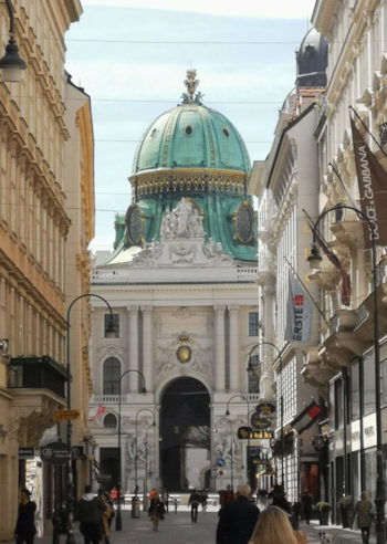 Private guided tours takes you through the heart of Vienna, Austria