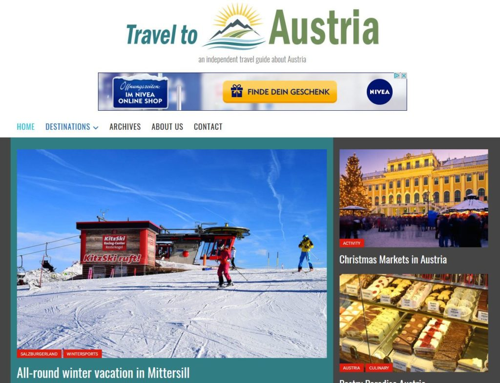 Destination Marketing Austria