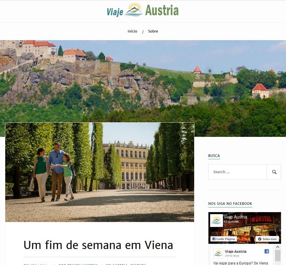 Destination Marketing Austria