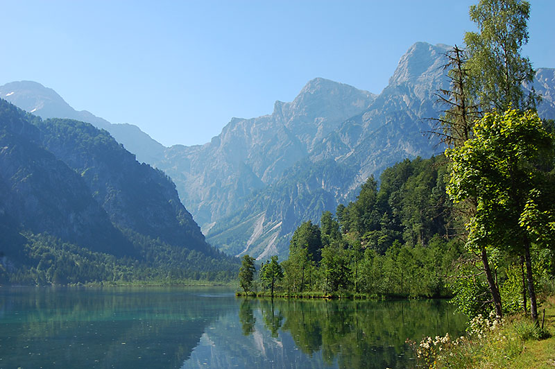 Almsee, hiking destinations in Austria