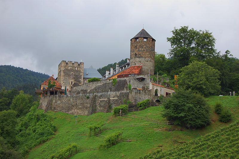 Deutschlandsberg Castle, Styria, Austria
