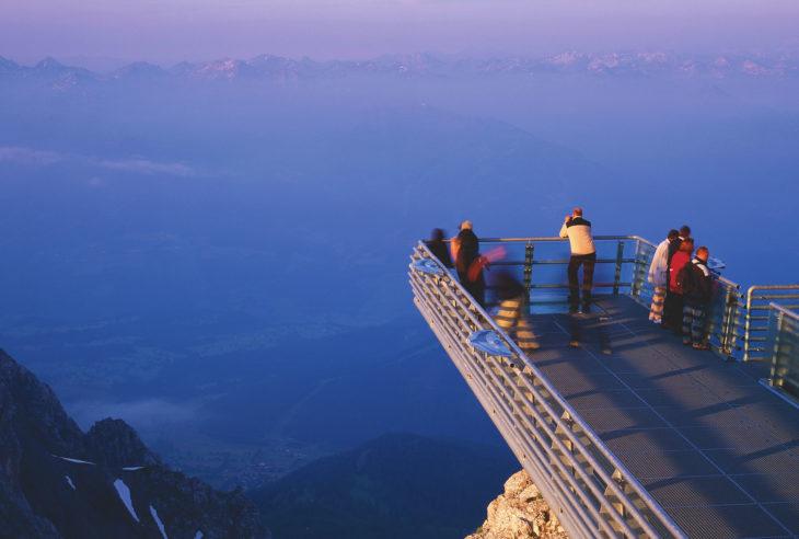 Dachstein Skywalk, Styria, Austria