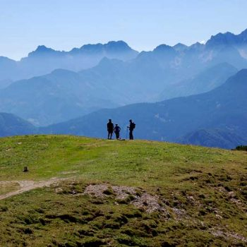 Hiker's Heaven, Hochobir, Carinthia, Austria