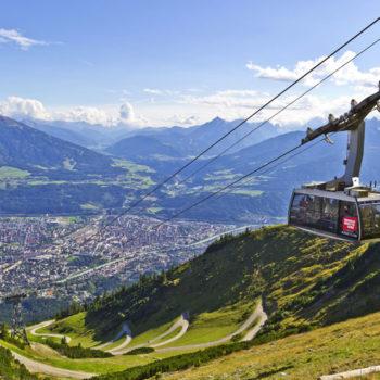 Nordkettebahn, Innsbruck, Tyrol, Austria