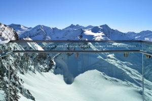 winter sports paradise, Kitzsteinhorn, Salzburgerland, Austria