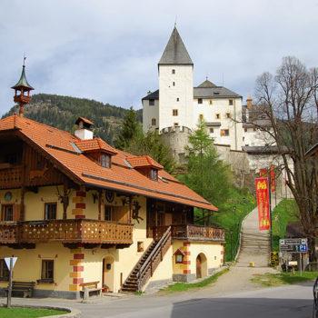 Mauterndorf, Salzburgerland, Historic small towns in Austria