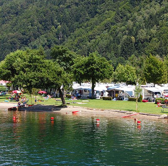 lakeside highlights, Millstättersee, Carinthis, Austria