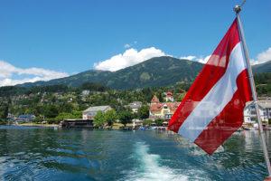Lake Millstatt, Carinthia, Travel destination Austria