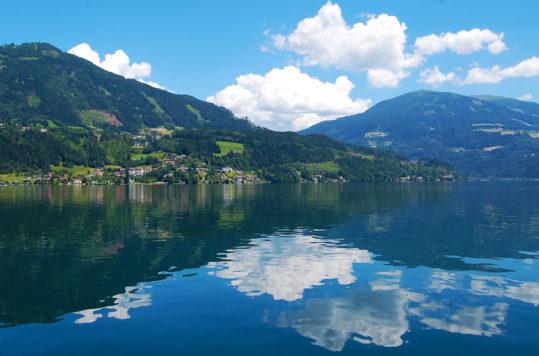 Lake Millstatt, Carinthia, Austria
