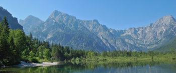 Almsee, Upper Austria, Visiting Austria
