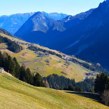 Pustertal, Tyrol, Austria
