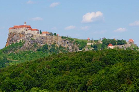 Riegersburg castle, Styria, Austria