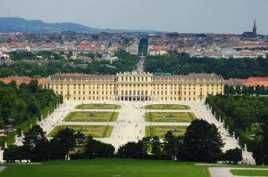 Vienna City Card, Schönbrunn Palace, Vienna, Austria