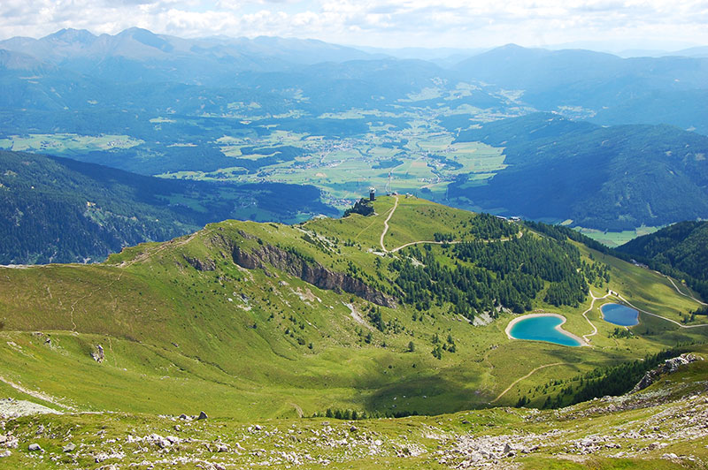 Speiereck, hiking destinations in Austria