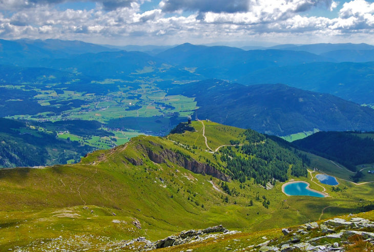 Hiker's Heaven, Speierck, Lungau, Salzburgerland, Austria