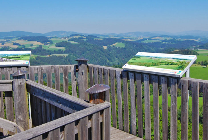 fantastic viewpoints in Austria