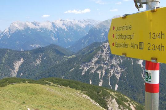 hiking destinations in Austria