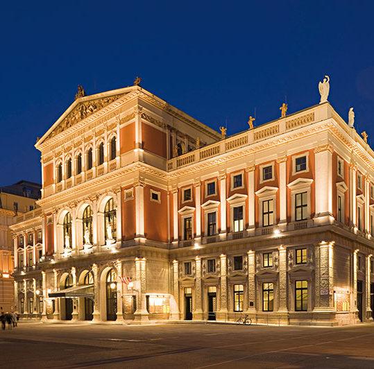 Music, Vienna, Austria