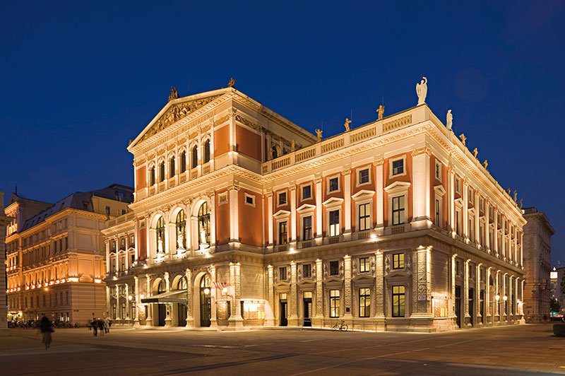 Vienna For Music Lovers Travel To Austria