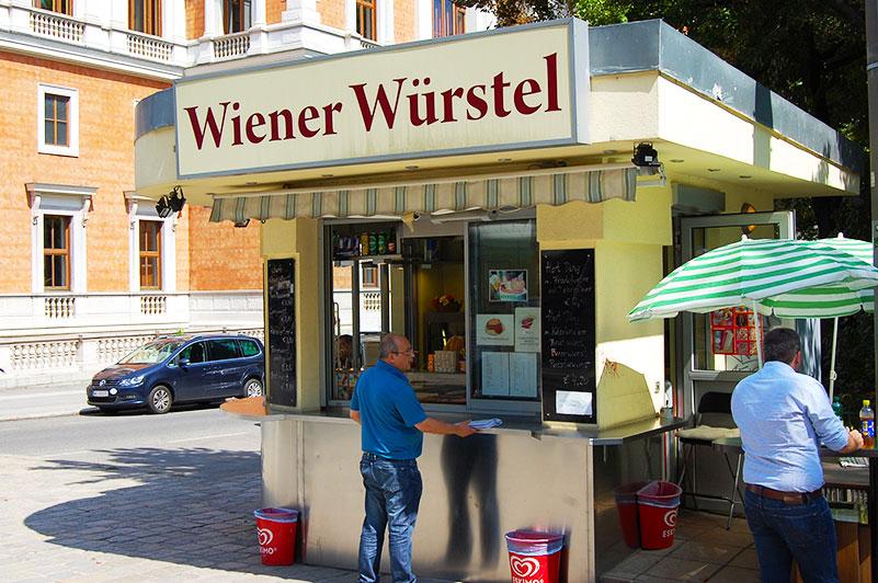 Vienna, Visiting Austria
