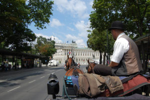 Fiaker, Vienna, Travel destination Austria
