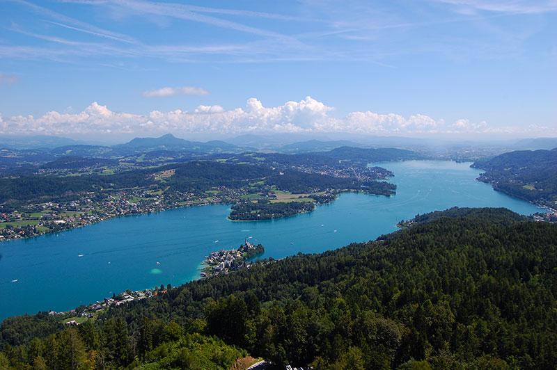 Pyramidenkogel, Carinthia, Austria