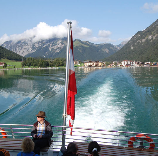 lakeside highlights, Achensee, Tyrol, Austria