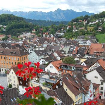 Feldkirch, Vorarlberg, Historic small towns in Austria