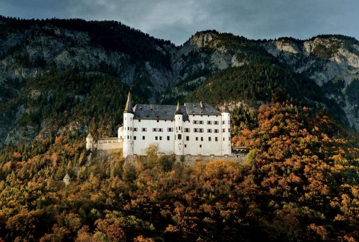 Tratzberg Castle, Tyrol, Austria