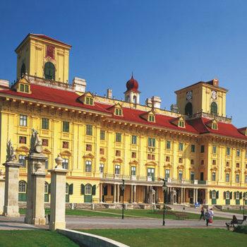 Esterhazy Palace, Eisenstadt, Burgenland, Austria