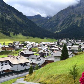Lech, Vorarlberg, Østerrike