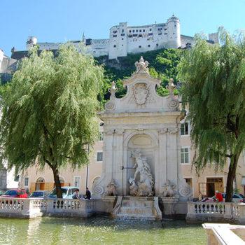 Salzburg, Salzburgerland, Austria