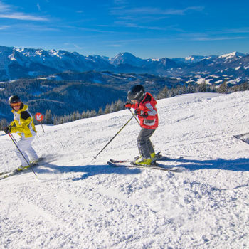 winter sports paradise, Hinterstoder, Upper Austria