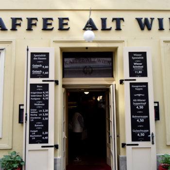 Kaffee Alt Wien, Vienna, Austria