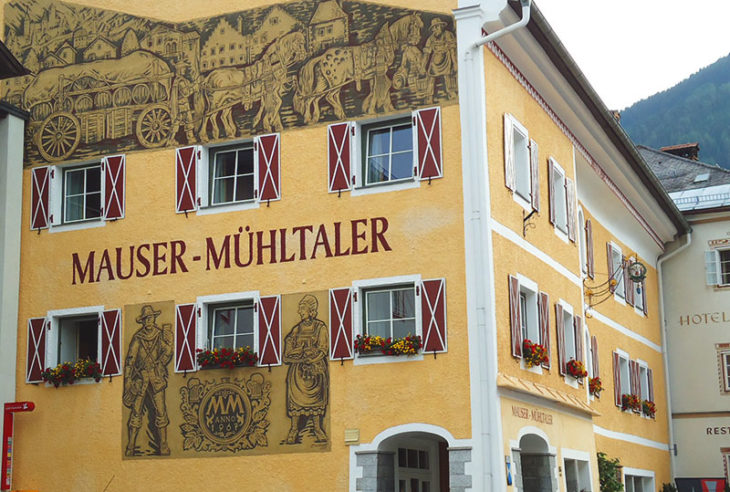 Accommodation - The Youth Hotel Mauser, Mauterndorf, Austria