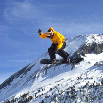 winter sports paradise, Obertauern, Salzburgerland, Austria