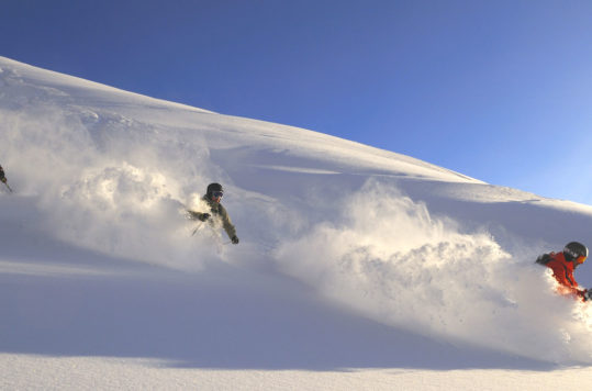 winter sports paradise, Austria