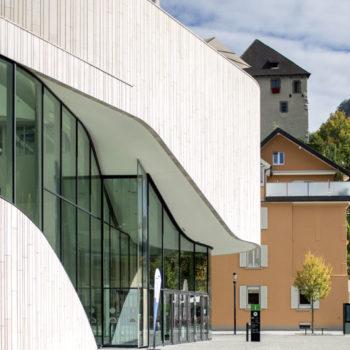 Montforthaus, Feldkirch, Vorarlberg, Austria