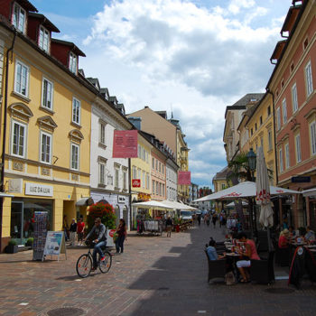Klagenfurt, Carinthia, Austria