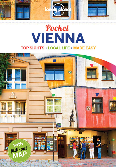 Pocket Vienna - Lonely Planet - Book review by Travel to Austria