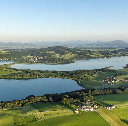 lakeside highlights, Salzburger Seenland, Salzburg, Austria