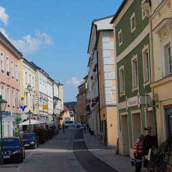 Freistadt, Historic small towns in Austria