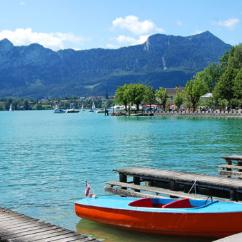 lakeside highlights, Mondsee, Upper Austria