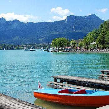 lakeside highlights, Mondsee, Upper Austria