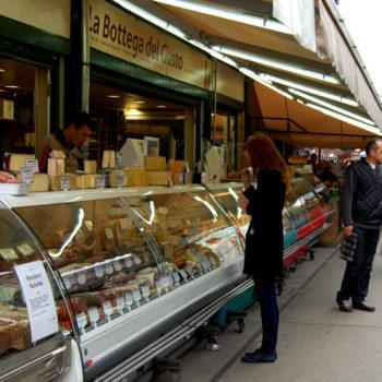 Wiener Naschmarkt – Vienna's largest market, Vienna, Austria