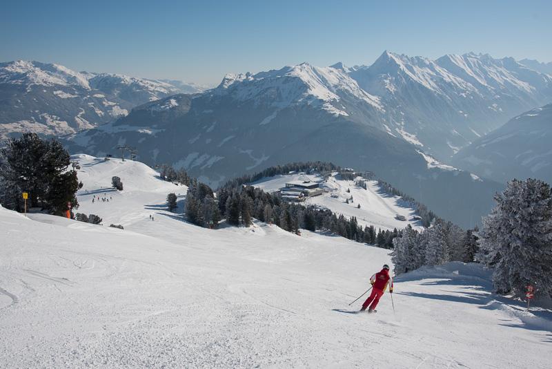Mayrhofen, Zillertal, Tirol, Austria