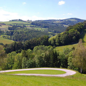 Bucklige Welt – land of the thousand hills, Lower Austria, Niederösterreich, Travel to Austria