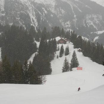 Brandnertal, Vorarlberg, Austria