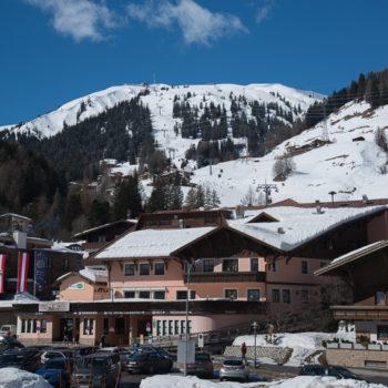 St. Anton, Tyrol, Austria