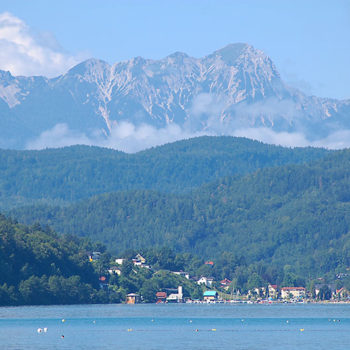 Best boat trips at Wörthersee, Carinthia, Austria